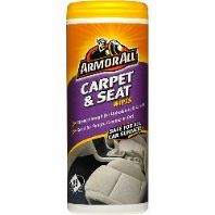 Armor All Carpet & Seat Wipes - Pack of 25